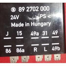 75892702 HEARTH BUSS ΦΛΑΣΕΡ MAN 10 ΕΠΑΦΕΣ