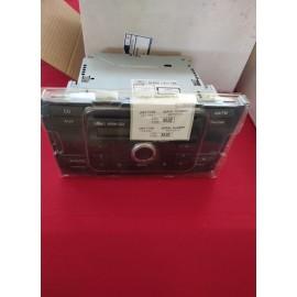 Ford 6000 CD Car Radio Tuner Black