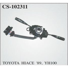 CS-102311 ΔΙΑΚΟΠΤΗΣ ΦΩΤΩΝ ΥΑΛΟΚΑΘΑΡΙΣΤΗΡΑ TOYOTA Hilux RN80 VW Taro