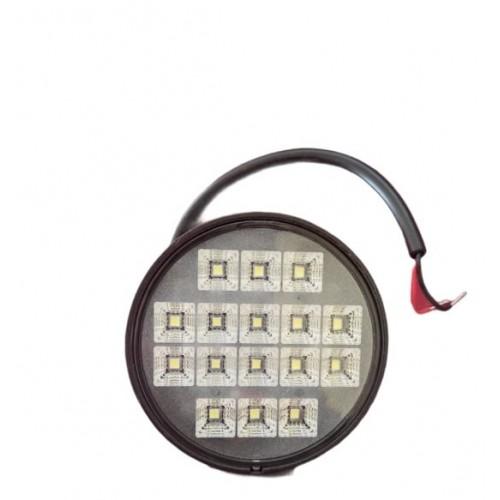 L0155  ΠΡΟΒΟΛΕΑΣ 16 LED 12-24VOLT 48WATT ΜΕ ΔΙΑΚΟΠΤΗ ON-OFF